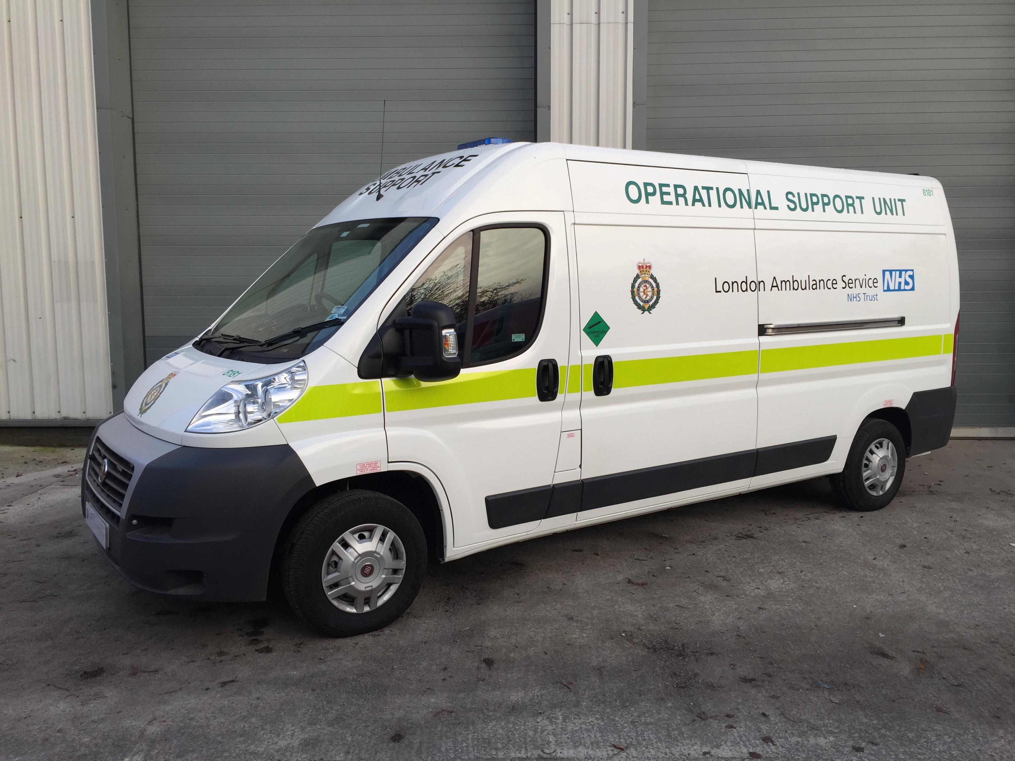 Specialist Fleet Vehicle Conversions | CM Specialist Vehicles