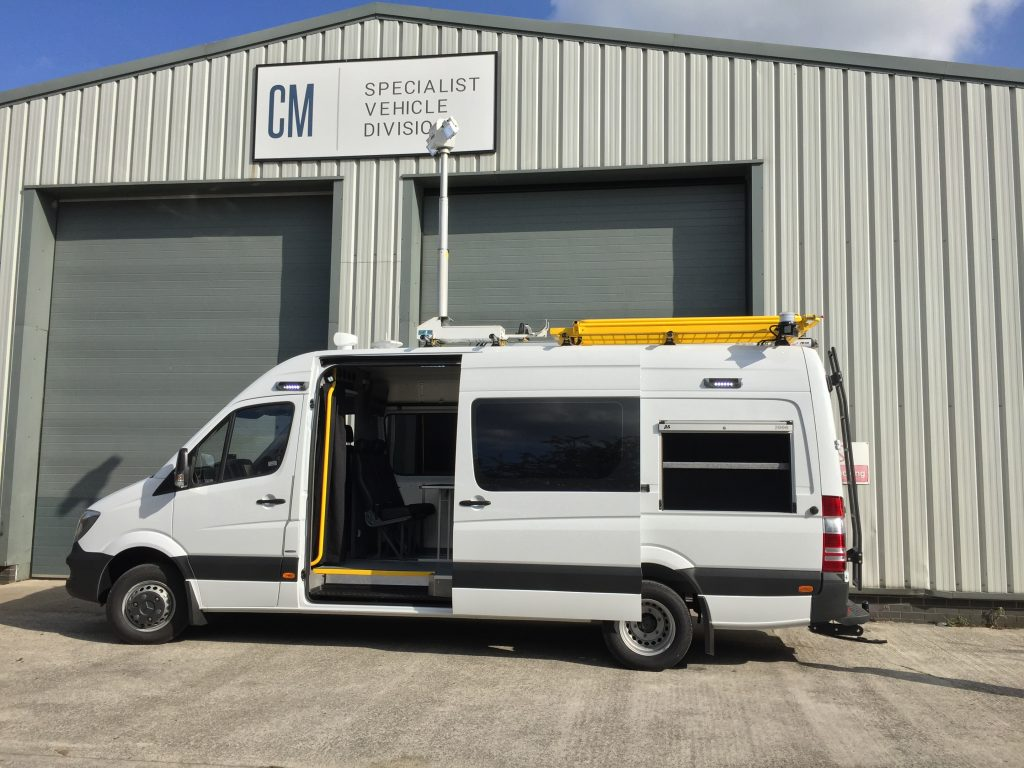 Police Vehicle Conversions Cm Specialist Vehicles