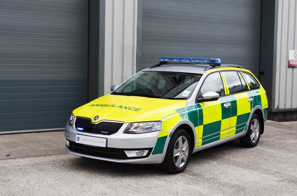 Skoda Octavia Paramedic (4)