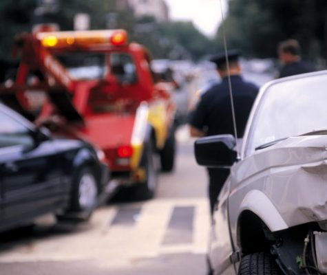 traffic accident car wreck