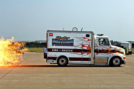 under pressure fire ambulance 3