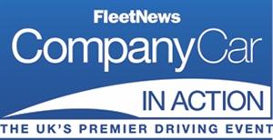 company car in action logo