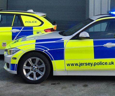 Jersey Police Fleet