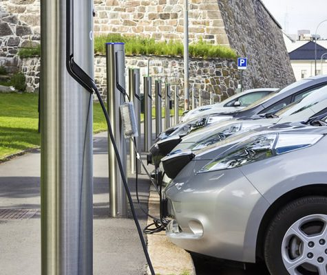 electric vehicles recharging