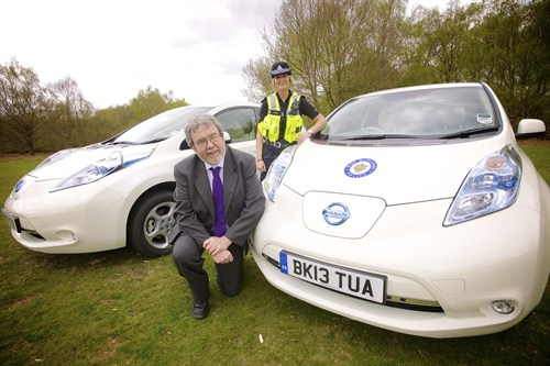 west midlands electric cars