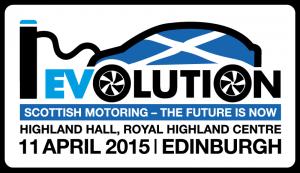 EVOLUTION 2015 logo