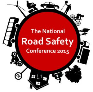 National road safety conference logo 2015