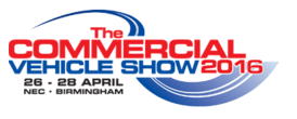 commercial vehicle show logo 2016