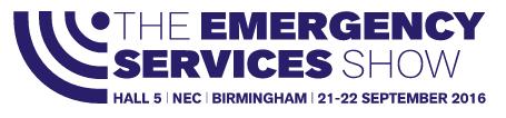 emergency services show logo 2016