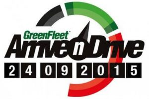 greenfleet arrive drive 2015 logo