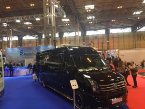 Excitement Over CMSV's Diverse Range at CV Show 2017