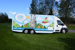Refresh for Council Library Vehicle