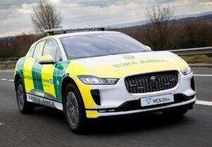 VCS unveils zero emissions Rapid Response Vehicles