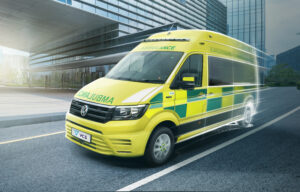 VCS to produce new Volkswagen Crafter Dual Crewed Ambulance