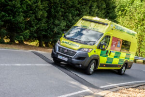 Dual Crewed Ambulance can save services £1.4 million in fuel costs